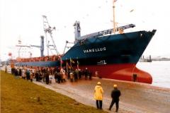 MS Vanellus (1984) Reederei J.H. Brauer