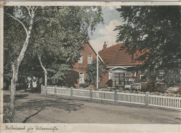 Restaurant zur Pulvermühle! Ausflugslokal mit Garten und Tanzsaal Seit 1992 Dental-Labor Kreylos