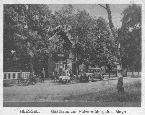 Gasthaus zur Pulvermühle Jos. Meyn