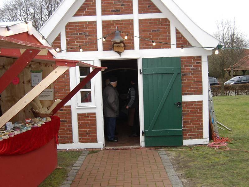 Backhaus Eingang