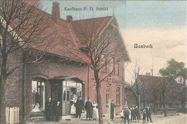 Kaufhaus Schütt