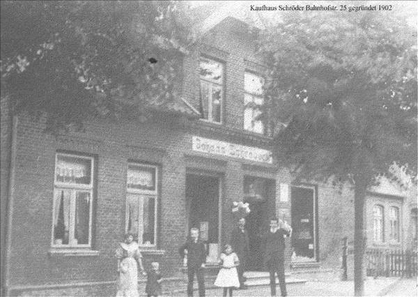 Kaufhaus Schröder