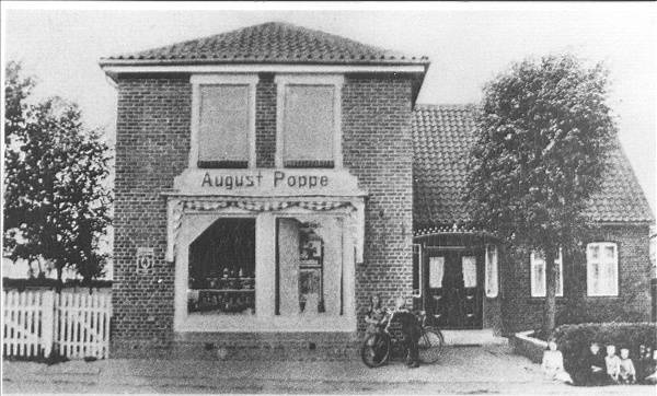 August Poppe
